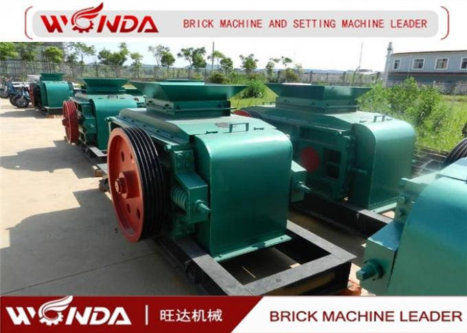 GS 600 × 500 Steel Automatic Fly Ash Green Off-white All Steel Brick Crushing Machine