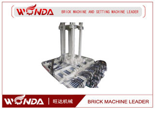 Robot Brick Moulding Machine PLC Central Control Type 22800 Pcs/h Capacity