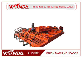 ZMP 380 Brick Setting Machine Hydraulic Driving Energy - Efficient 1 Year Warranty