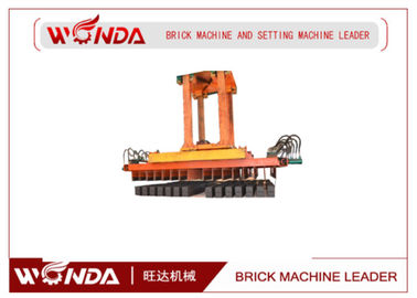 Clay Brick Automatic Stacking System Lifter Device Electrical System Smooth Operation