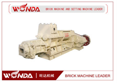 Small Scale Clay Brick Making Machine , Solid Bricks Manufacturing Machine Low Noise