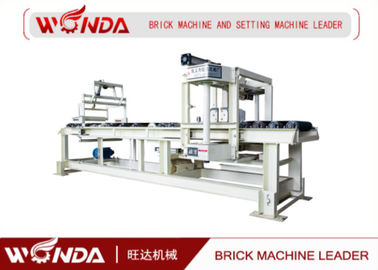 Full Automatic Brick Cutting Machine , Electric Brick Cutter All Steel Material