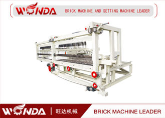 China QP280 Fly Ash Fired Clay Brick Cutting Machine Steel Material Auto Method supplier