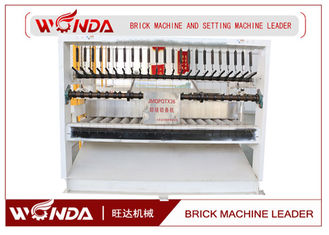 QP-600 Series Brick Blank Cutting Machine Full Automatic 220v Off - White Color
