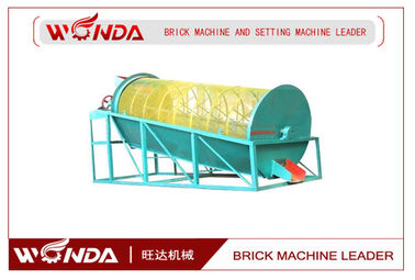 Roller Mining Screen Brick Crusher Machine Auto 4.5kw Motor Power GDS 4000