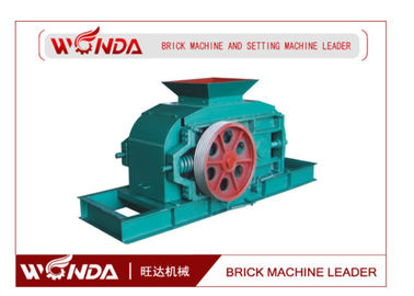 GS 1000 × 800 Steel Automatic Roller Fine Brick Crushing Machine