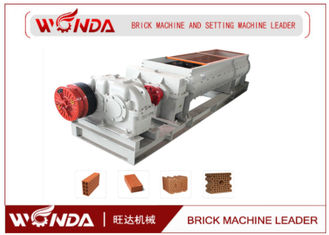 Hollow / Solid Fly Ash Double Brick Machine Automatic For Hoffman / Tunnel Kiln