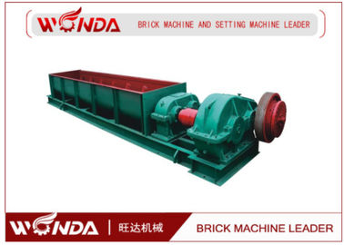 Coal Gangue Fried Brick Clay Mixing Machine Two Shaft Paddle Mixer Type SJ 4000