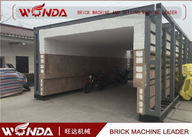 Assembly Brick Kiln Machine Coal Natural Gas Oil Fuel Energy - Saving Heat Cycle