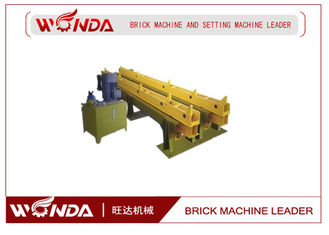 Multifunction All Steel Yellow Hydraulic Stepper Pusher In Clay Brick Making Line
