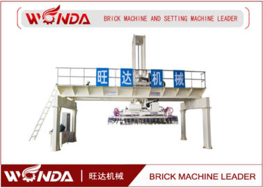 China Fully Automatic Brick Stacking Machine Pneumatic Pressure Energy Saving MPJ4.0 supplier