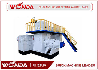 High Manganese Steel Fully Automatic Cement Brick Making Machine 1 Year Warranty