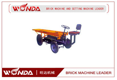 Automatic Wet Brick electric cargo carrier 800-1000W Tunnel Kiln Equipment