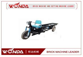 Open Type Three Wheel Cargo Motorcycle Electric Driven Vehicle 800-1200Kg Capacity