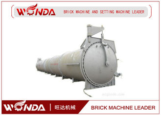 Φ 2 × 21 Share Equipments For Autoclave Aerated Concrete Block In Brick Production Line