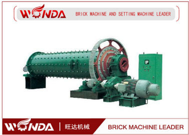 Fly Ash Ball Mill AAC Block Machine , Block Production Machine AC Motor 380KW