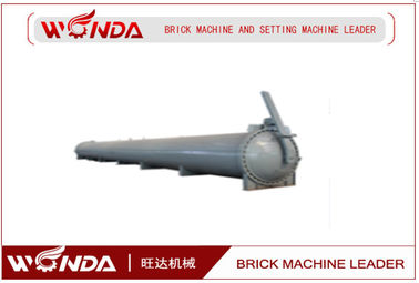 Industrial AAC Block Machine 1.1Mpa-1.4Mpa Pressure For Block Production Line