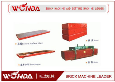 6M AAC Plant  Mould , Side Plate , Steam Curing Car Autoclave Aerated Concrete Block