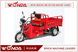 1000W 60V Motorized Cargo Trike 3 Wheel Suitable For Both Narrow Aalley / Wide Road