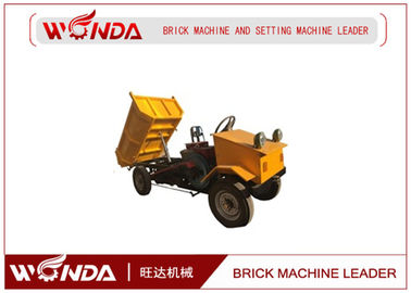 No Pollution Electric Delivery Tricycle Mini Dumper For Brick Transfer 60-80km/h Speed