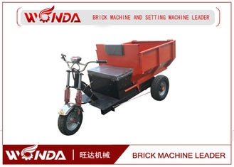 Construction Site Brick Kiln Brick Extruder Machine 48V/3KW 2 Seats Arrangement