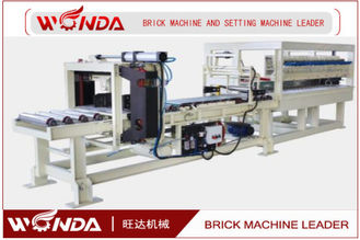 QT-30 Soil Red Strip Automatic Brick Cutting Machine In Brick Procution Plant