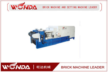 Construction Foam Concrete Automatic Brick Making Machine 1.3-1.5m/ Min Capacity