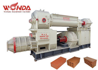 Fully Automatic Clay Brick Production Line High Vacuum Extrusion 12000-16000 pcs/h