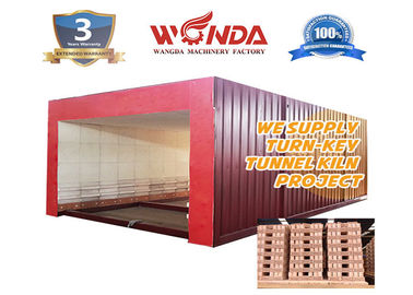 Energy Saving Clay Brick Production Line For Solid Brick And Block