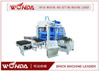 All Steel Hollow Cement Concrete Brick Making Machine Block Clinder Equipment QTJ 300
