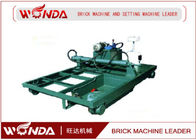 China Clay Brick Hydraulic Stepper Pusher 80t Max Jacking Force For Ferry Pushing Kiln company