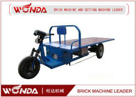 China YPC4M Brick Delivery Cart , Brick Loading Electric Cargo Tricycle Use Steel Material company